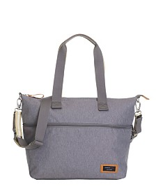 Storksak Travel  Expandable Tote Diaper Bag