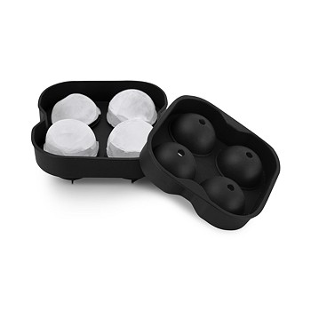 Thirstystone by Cambridge Silicone Sphere Ice Mold Tray