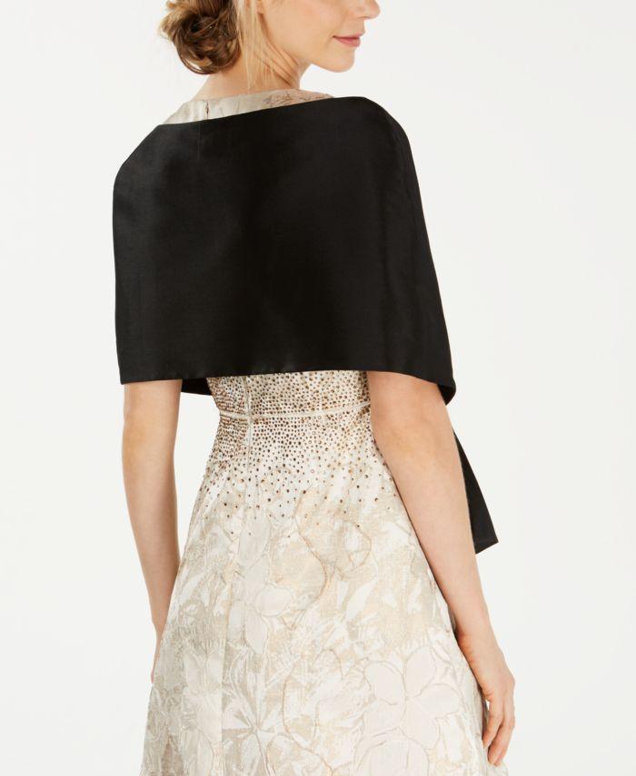 Calvin Klein Pull-Through Shawl & Reviews - Jackets & Blazers - Women - Macy's