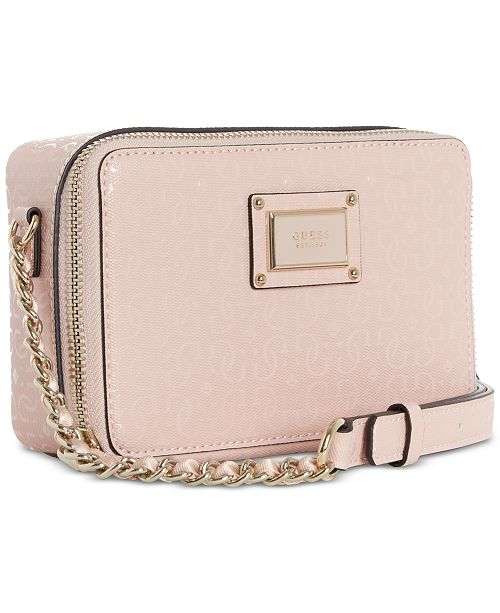 cc881ee71e GUESS Shannon Mini Crossbody Camera Bag   Reviews - Handbags ...
