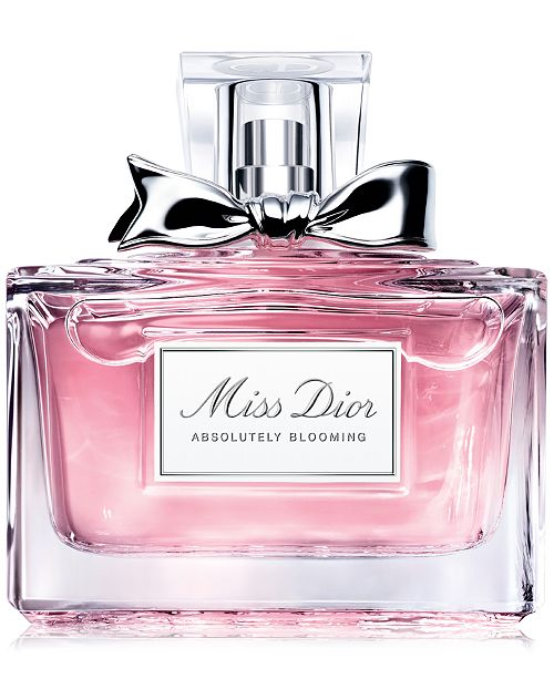 Miss Dior Absolutely Blooming Eau de Parfum Fragrance Collection