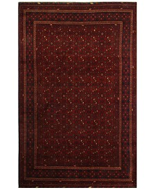 """BB Rugs Fine Beshir 608719 Red 6'4"""" x 9'9"""" Area Rug"""