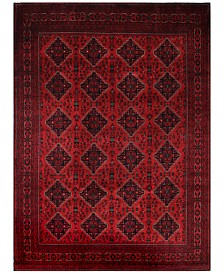 """BB Rugs Fine Beshir 620661 Red 8'1"""" x 10'10"""" Area Rug"""