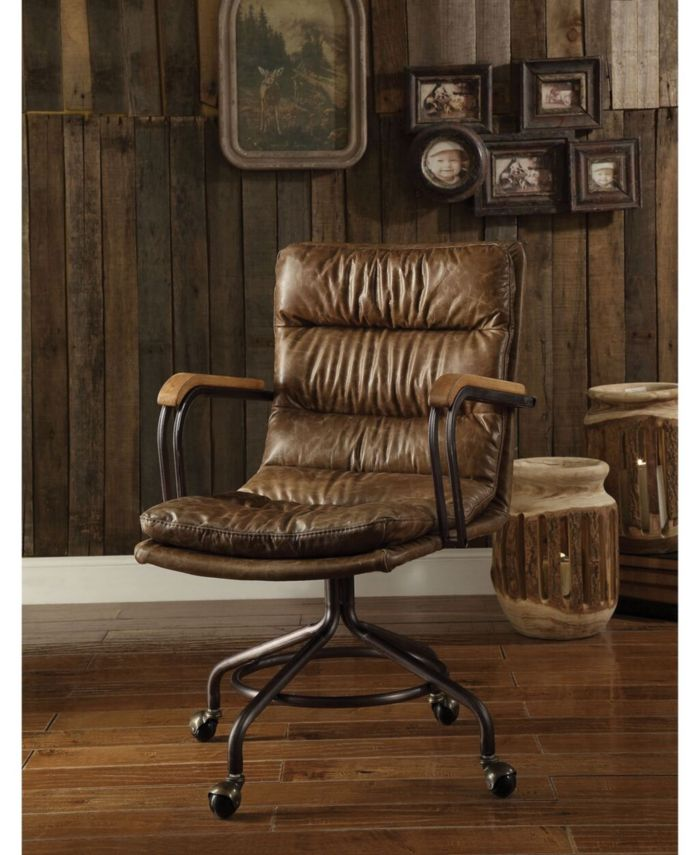 Acme Furniture Harith Executive Office Chair & Reviews - Furniture - Macy's