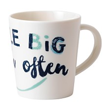 ED Ellen DeGeneres Crafted by Royal Doulton Smile Big Mug