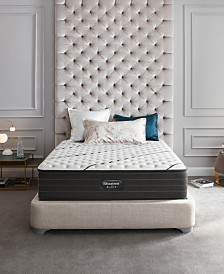 "Beautyrest Black L-Class 13.75"" Extra Firm Mattress Set- Queen Split"