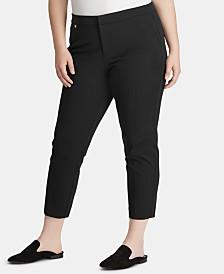 2b3e59e1a5f Lauren Ralph Lauren Plus Size Skinny Pants