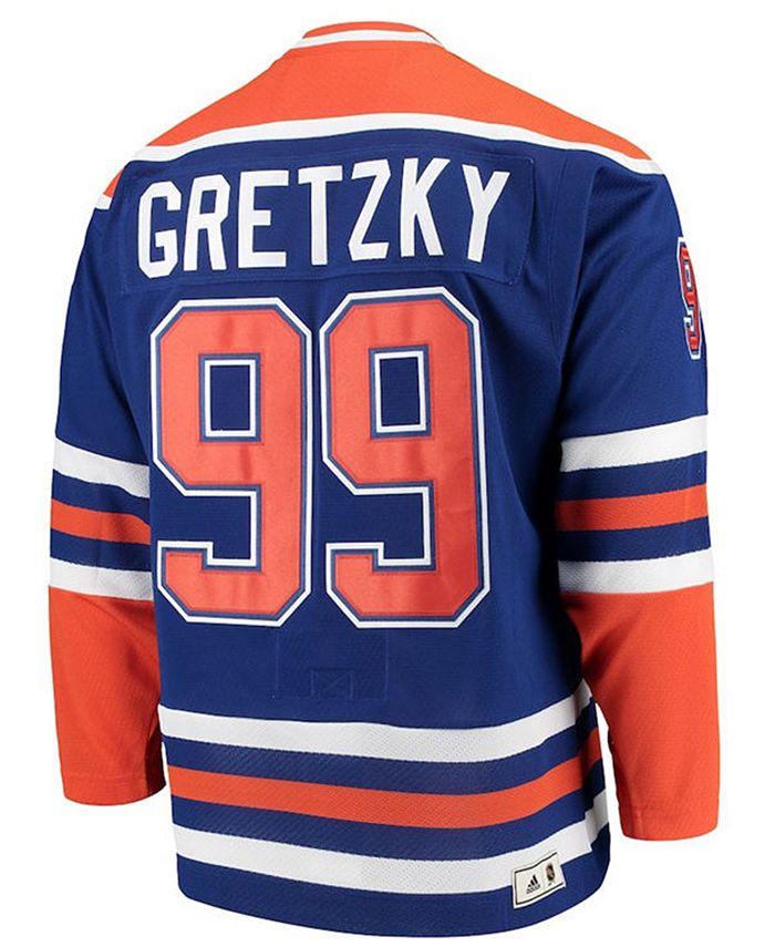 Mitchell & Ness Men's Wayne Gretzky Edmonton Oilers Heroes of ...