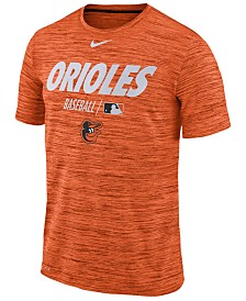 Nike Men's Baltimore Orioles Velocity Team Issue T-Shirt