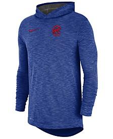 Nike Men's Chicago Cubs Dry Slub Hooded T-Shirt
