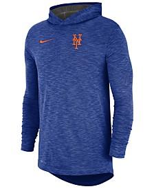 Nike Men's New York Mets Dry Slub Hooded T-Shirt
