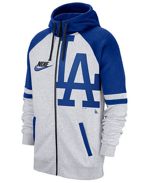 Los Angeles Dodgers Nike Pullover Jacket