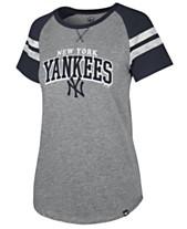 ff0c3f2f825c1  47 Brand Women s New York Yankees Flyout T-Shirt