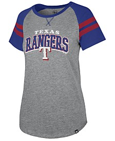 '47 Brand Women's Texas Rangers Flyout T-Shirt