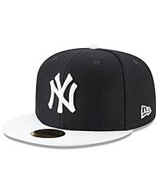 New Era Boys' New York Yankees Batting Practice 59FIFTY Cap