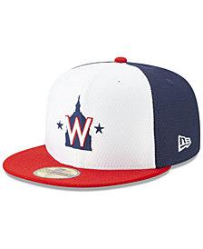 New Era Boys' Washington Nationals Batting Practice 59FIFTY Cap