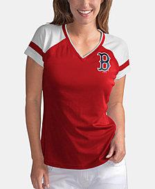 G-III Sports Women's Boston Red Sox Biggest Fan T-Shirt