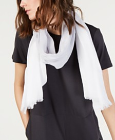Eileen Fisher Cotton Scarf