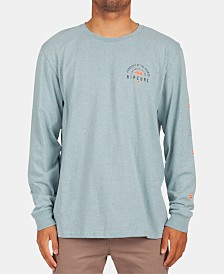 Rip Curl Men's Tropic Search Premium Logo Graphic T-Shirt