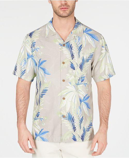 Tommy Bahama Men's Sistine Vines Camp Shirt