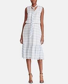 Lauren Ralph Lauren Gingham Dress