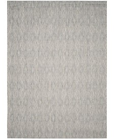 Safavieh Courtyard Gray 8' x 11' Sisal Weave Area Rug