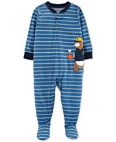 37a9eab38357 Pajamas Carter s Baby Clothes - Macy s