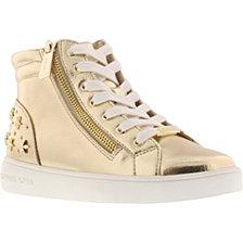 Michael Michael Kors Little & Big Girls Jem Taliyah High Top Sneaker