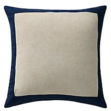 "Asher 18"" X 18"" Square Collection Decorative Pillow"