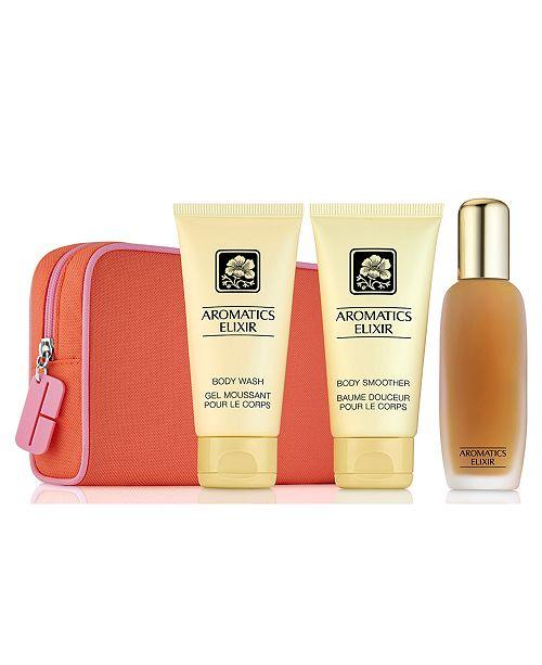 Clinique 4-Pc. Aromatics Elixir Fragrance Set