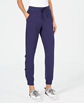 b2f62b84515 Ideology Lace-Up Joggers, Created for Macy's