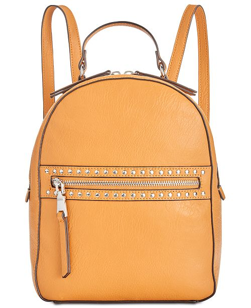 INC International Concepts I.N.C. Hazell Convertible Mini Backpack, Created for Macy's