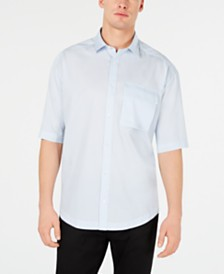 HUGO Hugo Boss Men's Oversized Woven Shirt