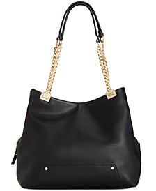 INC Trippii Chain Tote, Created for Macy's