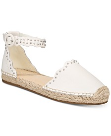Marc Fisher Jarquis Micro Studded Espadrilles