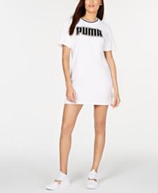 Puma Rebel Reload Logo T-Shirt Dress
