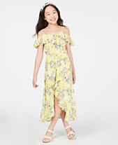 3ded5dce1 Epic Threads Big Girls Floral-Print Maxi Dress, Created for Macy's