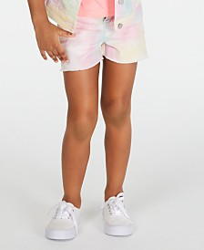 Epic Threads Toddler Girls Tie-Dyed Shorts, Created for Macy's