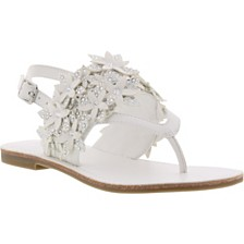 Kenneth Cole Little & Big Girls Brie Sweep Sandal
