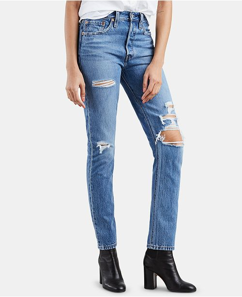 e20c70dcbc4 Levi's Levi's® 501 Skinny Jeans & Reviews - Jeans - Juniors - Macy's