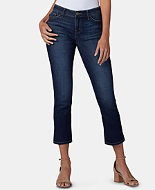 Petite Cropped Skinny Jeans