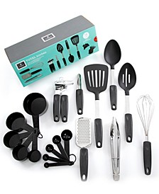 Home Total Kitchen Chefs Better Basics 18 Piece Gadgets and Tools Combo Set