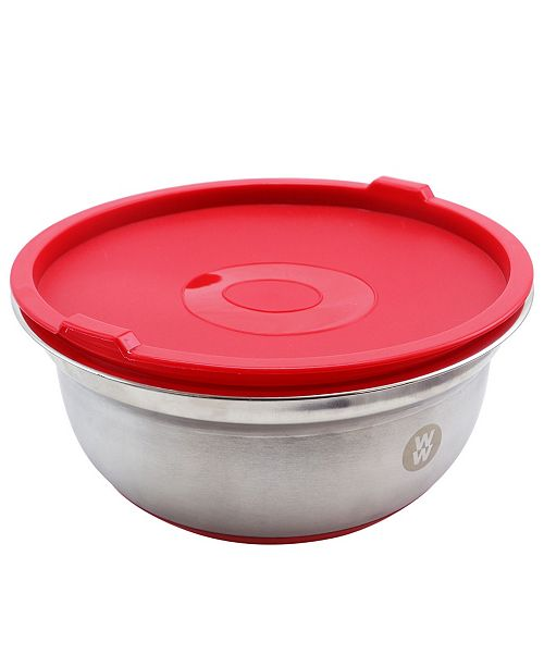 Weight Watchers Townsend 5 Quart Asian Mixing Bowl with Lid