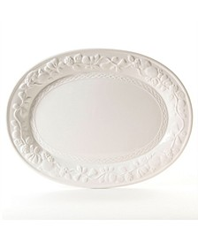 Fruitful Oval Platter