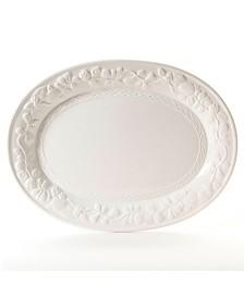 Fruitful Oval Platter