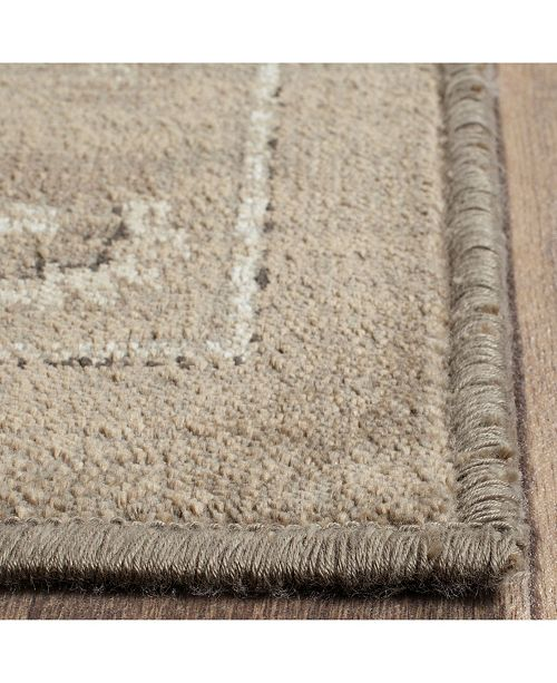 """Vintage Mouse 8' x 11'2"""" Area Rug"""