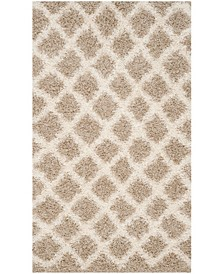 Dallas Beige and Ivory 3' x 5' Area Rug