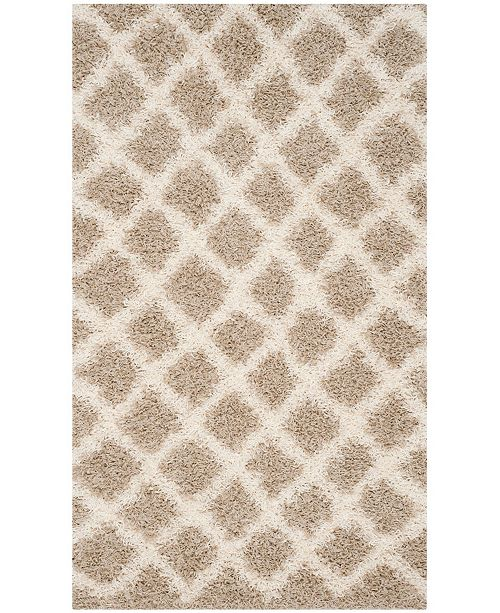 Safavieh Dallas Beige and Ivory 3' x 5' Area Rug