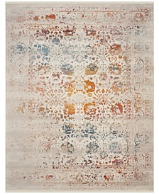 Safavieh Vintage Persian Light Gray and Multi 8' x 10' Area Rug