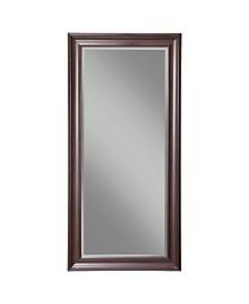 Martin Svensson  Espresso Full Length Leaner Mirror